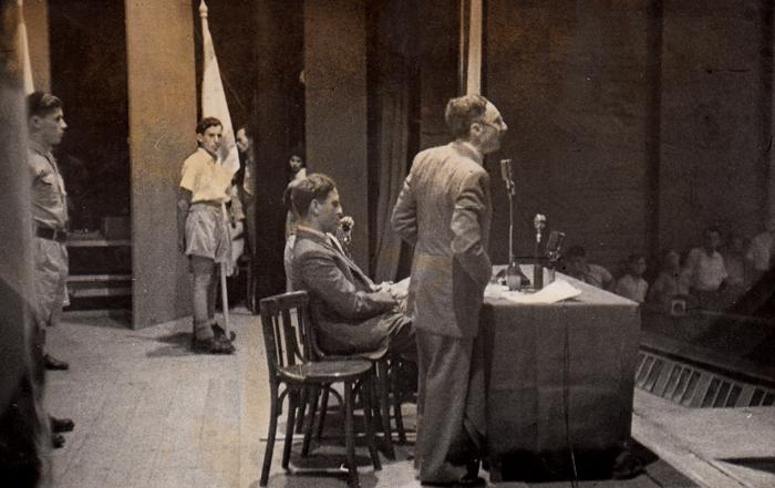 """ועידת לח""""י - 1948"""