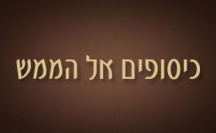 כיסופים אל הממש - ישראל אלדד